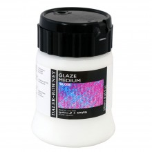 Daler Rowney : Acrylic Medium : Glaze Medium : 250ml : Gloss