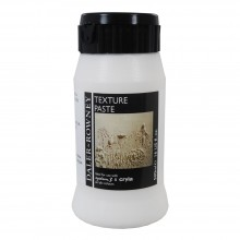 Daler Rowney : Acrylic Medium : Texture Paste : 500ml