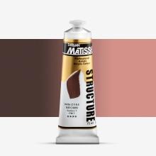 Derivan : Matisse Structure : Acrylic Paint : 75ml : Van Dyke Brown