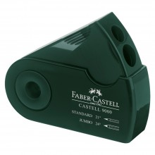 Faber-Castell : Series 9000 : Double Hole Sharpener