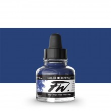 Daler Rowney : FW Artists' Ink : 29.5ml : Indigo