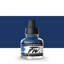 Daler Rowney : FW Artists' Ink : 29.5ml : Prussian Blue (Hue)