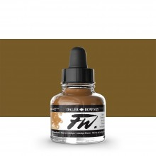 Daler Rowney : FW Artists' Ink : 29.5ml : Antelope Brown