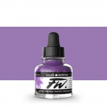 Daler Rowney : FW Artists' Ink : 29.5ml : Velvet Violet