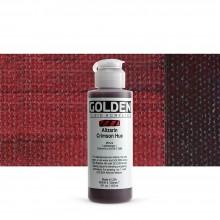 Golden : Fluid Acrylic Paint : 119ml (4oz) : Alizarin Crimson Hue