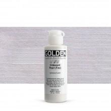 Golden : Fluid Acrylic Paint : 119ml (4oz) : Pearl Fine Iridescent