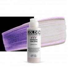 Golden : Fluid : Acrylic Paint : 119ml (4oz) : Violet Fine Interference