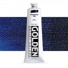 Golden : Heavy Body : Acrylic Paint : 150ml : Anthraquinone Blue