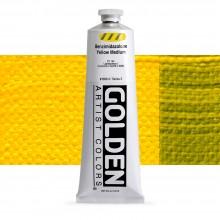 Golden : Heavy Body Acrylic Paint : 150ml : Benzimidazolone Yellow Medium III