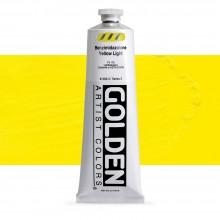 Golden : Heavy Body : Acrylic Paint : 150ml : Benzimidazolone Yellow Light III