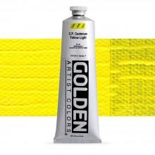 Golden : Heavy Body Acrylic Paint : 150ml : Pure Cadmium Yellow Light
