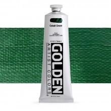 Golden : Heavy Body Acrylic Paint : 150ml : Cobalt Green