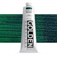 Golden : Heavy Body Acrylic Paint : 150ml : Phthalo Green Blue Shade