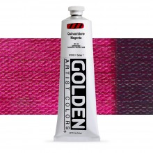 Golden : Heavy Body : Acrylic Paint : 150ml : Quinacridone Magenta