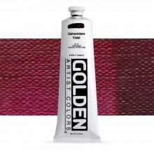 Golden : Heavy Body Acrylic Paint : 150ml : Quinacridone Violet
