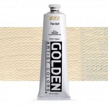 Golden : Heavy Body : Acrylic Paint : 150ml : Titan Buff