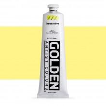 Golden : Heavy Body : Acrylic Paint : 150ml : Titanate Yellow