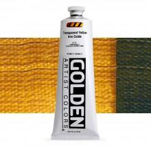 Golden : Heavy Body : Acrylic Paint : 150ml : Trans Yellow Iron Oxide