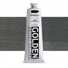 Golden : Heavy Body : Acrylic Paint : 150ml : Neutral Grey No.3