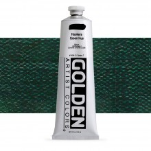 Golden : Heavy Body Acrylic Paint : 150ml : Hooker'S Green Hue