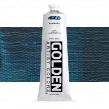 Golden : Heavy Body : Acrylic Paint : 150ml : Azurite
