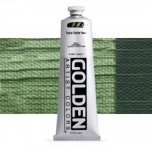 Golden : Heavy Body Acrylic Paint : 150ml : Terre Verte Hue