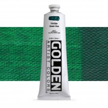 Golden : Heavy Body Acrylic Paint : 150ml : Viridian Green Hue