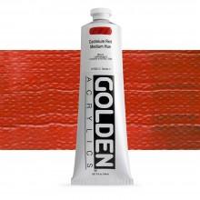 Golden : Heavy Body Acrylic Paint : 150ml : Cadmium Red Medium Hue