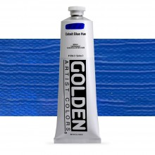 Golden : Heavy Body Acrylic Paint : 150ml : Cobalt Blue Hue