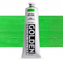 Golden : Heavy Body : Acrylic Paint : 150ml : Light Green Blue Shade