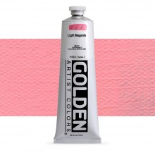 Golden : Heavy Body Acrylic Paint : 150ml : Light Magenta