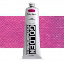 Golden : Heavy Body : Acrylic Paint : 150ml : Medium Magenta