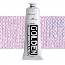 Golden : Heavy Body Acrylic Paint : 150ml : Titan Violet Pale I