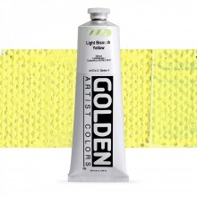 Golden : Heavy Body Acrylic Paint : 150ml : Light Bismuth Yellow IV