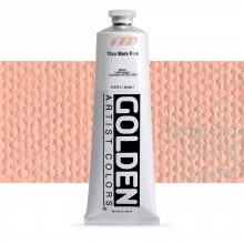Golden : Heavy Body Acrylic Paint : 150ml : Titan Mars Pale  I