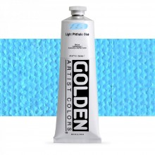 Golden : Heavy Body Acrylic Paint : 150ml : Light Phthalo Blue  I