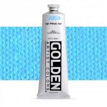 Golden : Heavy Body Acrylic Paint : 150ml : Light Phthalo Blue I