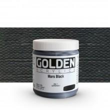Golden : Heavy Body : Acrylic Paint : 236ml : Mars Black