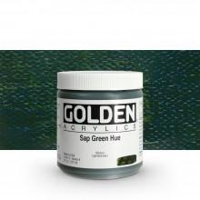 Golden : Heavy Body : Acrylic Paint : 236ml : Sap Green Hue
