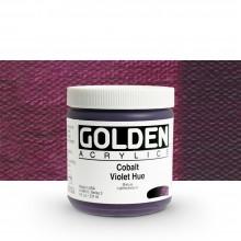 Golden : Heavy Body : Acrylic Paint : 236ml : Cobalt Violet Hue