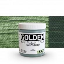 Golden : Heavy Body : Acrylic Paint : 236ml : Terre Vert Hue