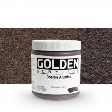 Golden : Heavy Body : Acrylic Paint : 236ml : Coarse Alumina