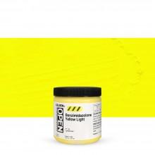 Golden : Open : Slow Drying Acrylic Paint : 236ml : Benzimidazolone Yellow Light III