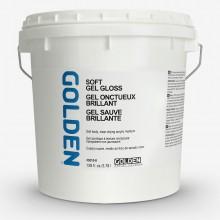 Golden : Soft Gel : Gloss : 3780ml