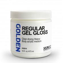 Golden : Regular Gel : Gloss : 473ml