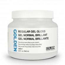 Golden : Regular Gel : Gloss : 946ml