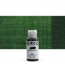 Golden : Fluid : Acrylic Paint : 30ml (1oz) : Jenkins Green