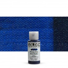 Golden : Fluid Acrylic Paint : 30ml (1oz) : Phthalo Blue Red Shade