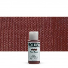 Golden : Fluid : Acrylic Paint : 30ml (1oz) : Violet Oxide
