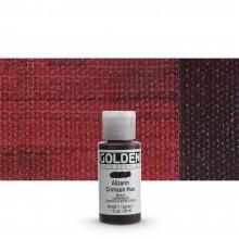 Golden : Fluid : Acrylic Paint : 30ml (1oz) : Alizarin Crimson Hue 30ml